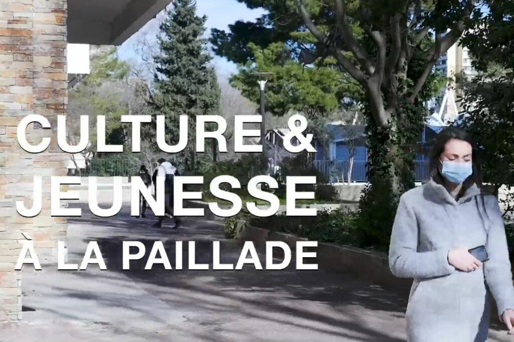 Culture et jeunesse à la Paillade